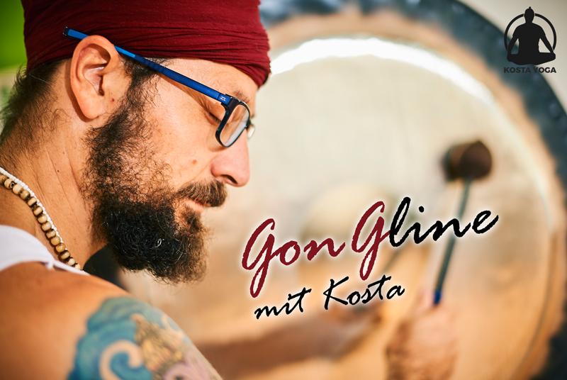 GonGline mit Kosta, Shamanic Gong, Kundalini Yoga