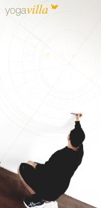 Mandala, WANDala , Kunst in der yogavilla