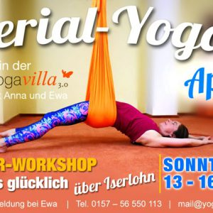Aerial-Yoga Anfänger Workshop