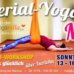 2020-05-24 - Aerial-Yoga Anfänger Workshop