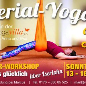 2020-07-05 - Aerial-Yoga Anfänger Workshop