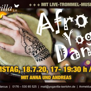 2020-07-18 - Afro Yoga Dance