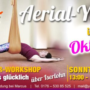 Aerial Yoga 04.10.2020
