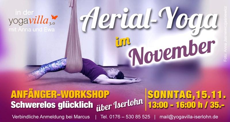 Aerial Yoga 15.11.2020