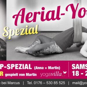 Aerial Yoga Spezial