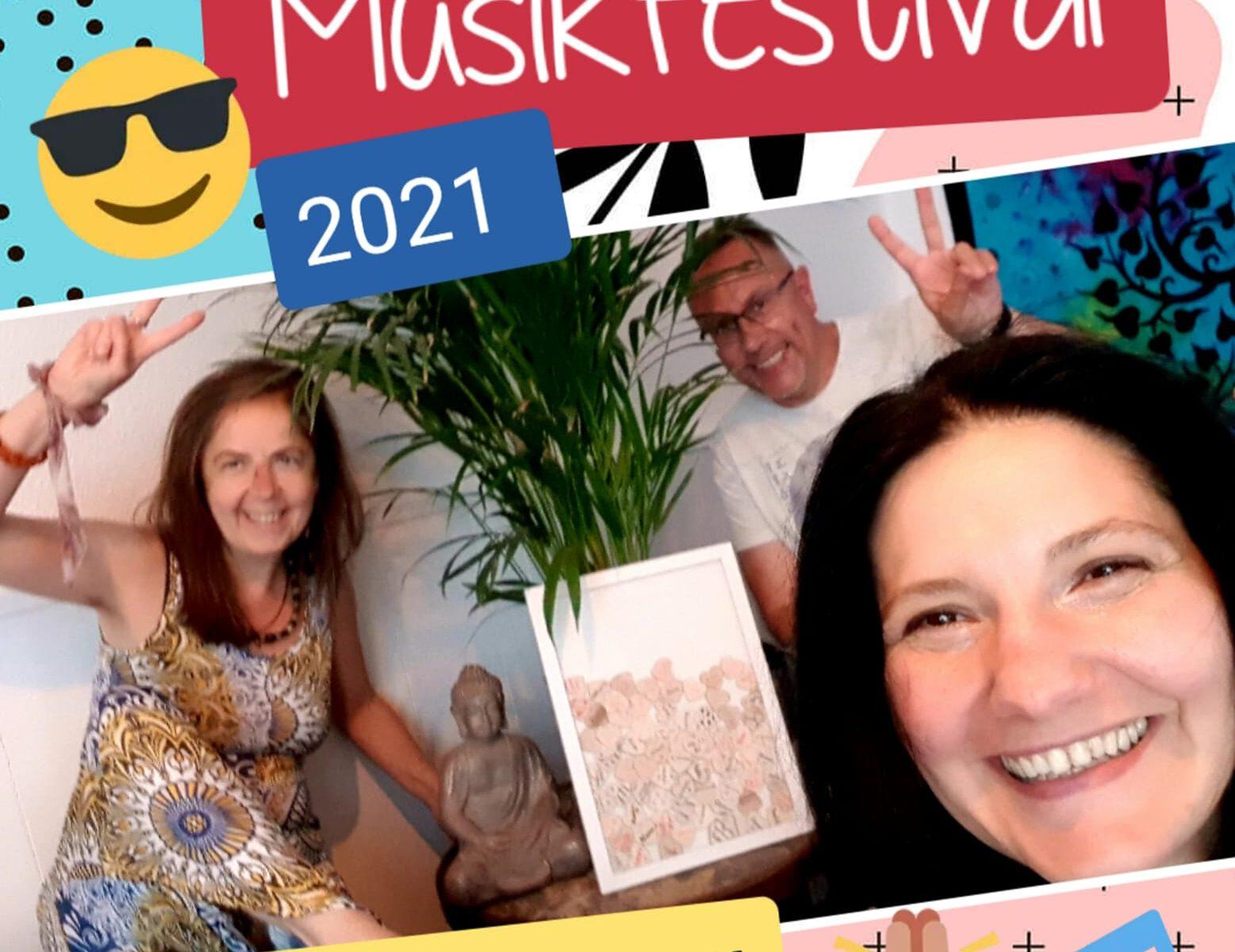 yogavilla Musikfestival 2021