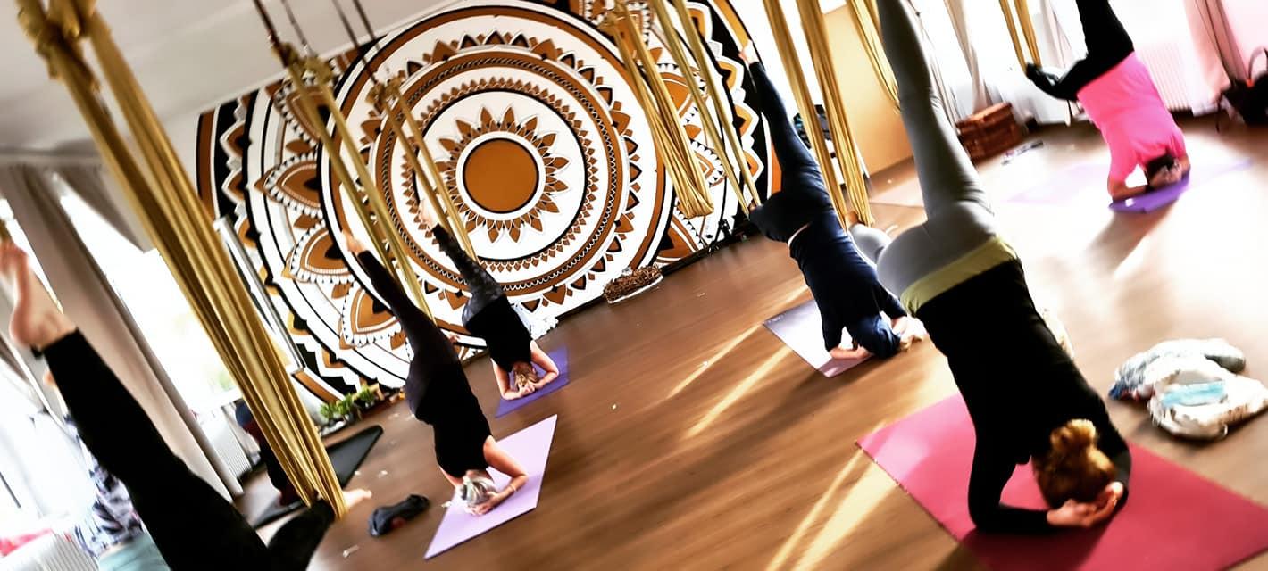 Aerial Yoga Insider