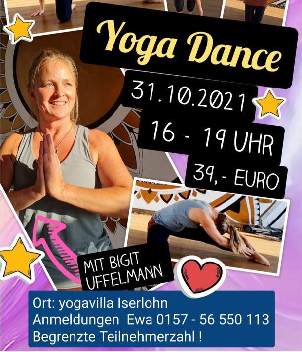 Yoga Dance Workshop